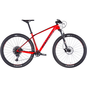 "Ghost Lector 3.9 LC 29"", riot red/jet black"